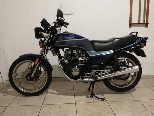 Honda Cb 450 Bx