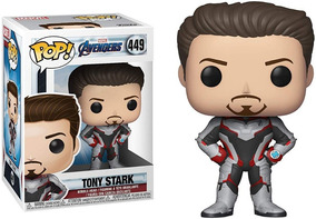 Funko Pop Tony Stark (449) Avengers Endgame Marvel Disney