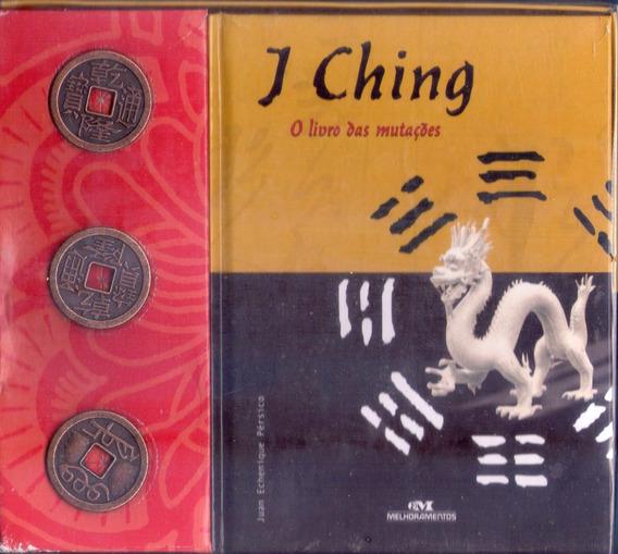 I Ching O Livro Das Mutações (livro No Estojo + 3 Moedas)