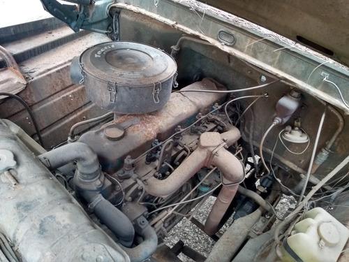 Barbada F 600 Do Exercício  Motor Novo Diesel 6x6 Trasionado