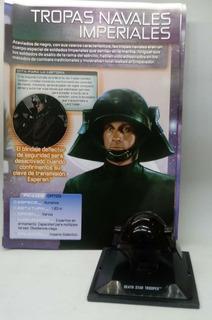 Star Wars Cascos De Colección Nº 41 Tropas Navales Imperial