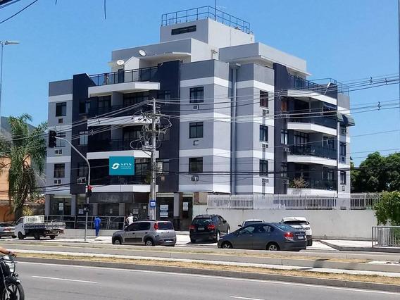 Apartamento Em Itaipu, Niterói/rj De 70m² 2 Quartos À Venda Por R$ 380.000,00 - Ap214372