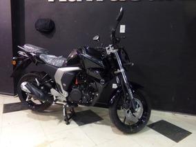 Motocicleta Yamaha Fz Fi 2018 0km Negra