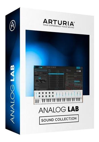 Imagen 1 de 6 de Software Arturia Analog Lab Lite Original Licencia Oficial