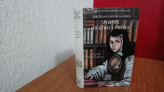 Sor Juana Ines De La Cruz - Livro Raro - Importado