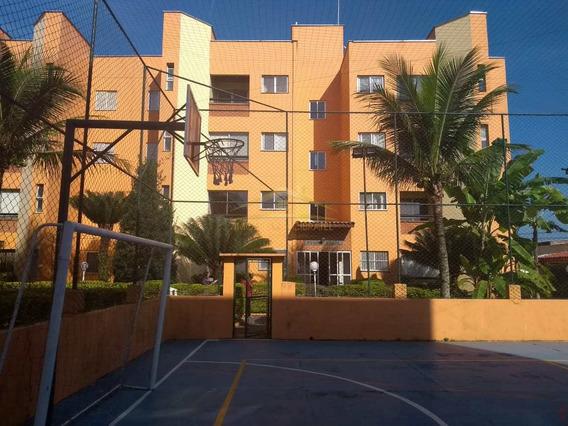 Apartamento Com 1 Dorm, Cibratel I, Itanhaém - R$ 140 Mil, Cod: 1200 - V1200