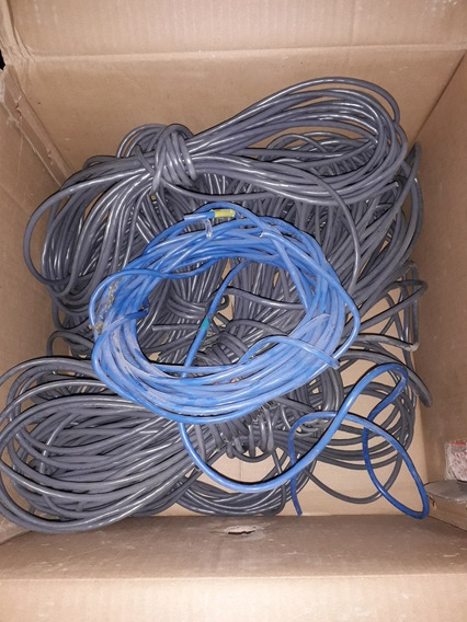 Cables Para Cctv Cat 5e Varios Metros