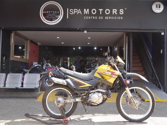 Yamaha Xt 225 - 2008