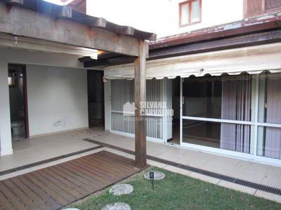 Casa Residencial Para Locação No Condomínio Portal De Itu Em Itu. - Ca4880