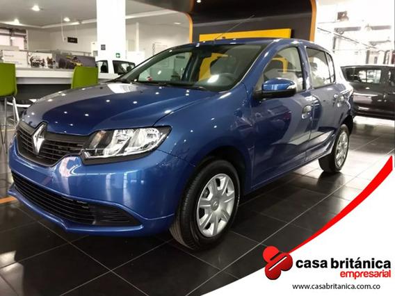 Renault Sandero Life Evolución Producto 2020