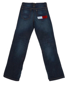Jeans Tommy Hilfiger Bot Court Talla 14 Años C295
