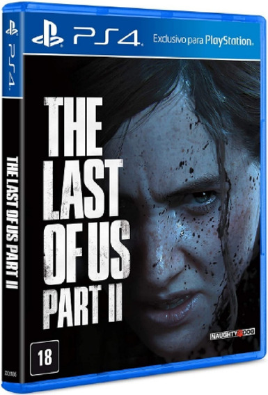 The Last Of Us 2 Ps4 Mídia Física Pronta Entrega Lançamento