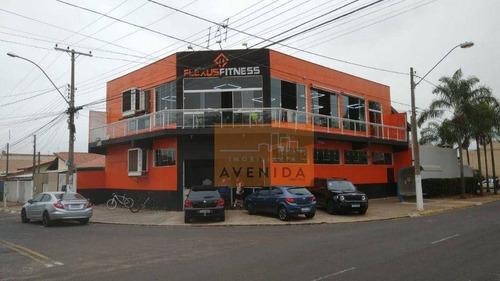 Imagem 1 de 5 de Prédio Comercial Por R$ 1.500.000 - São José - Paulínia/sp - Pr0015