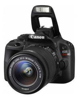 Camara Profesional Canon Sl1
