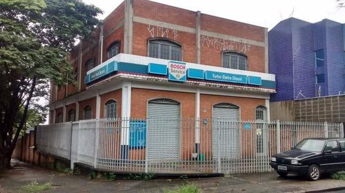 Barracão À Venda Em Jardim Aparecida - Ba002133