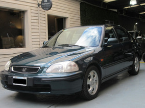 Honda Civic Vti 160hp Sedan Service Oficiales! - Carhaus