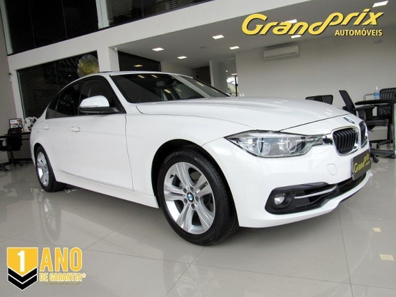 Bmw 320i 2017 2.0 Sport Gp 16v Turbo Active Flex Branca A M