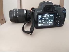 Câmera Fotográfica Profissional Eos T5