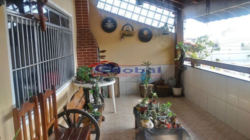 Casa Assobradada Jardim Stella - Gl40559