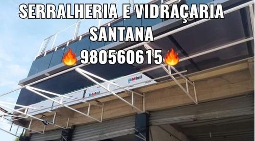 Imagem 1 de 5 de Serralheria E Vidraçaria