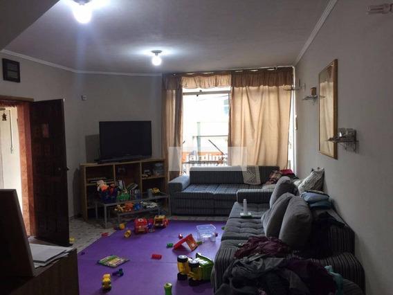 Sobrado Residencial À Venda, Vila Gonçalves, São Bernardo Do Campo. - So0150