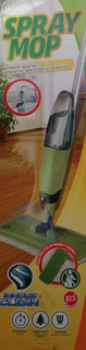 Limpiador De Pisos Spray Mop, Nuevo, Envío Incluido