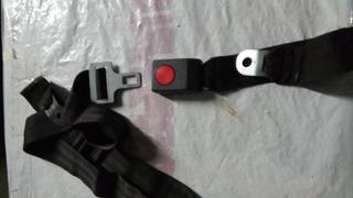 Cinturón De Seguridad Trasero Universal Nuevo
