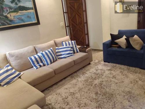Sobrado Com 3 Dorms, Jardim Universo, Mogi Das Cruzes - R$ 520 Mil, Cod: 1084 - V1084