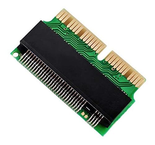 M.2 Nvme Ssd Convert Adapter, 12+16pin M.2 Ngff M-key Ssd Co