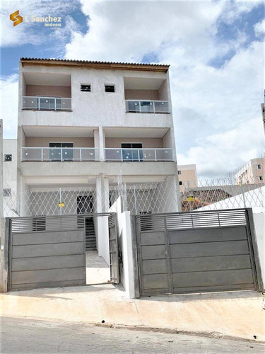 Sobrado Com 3 Dormitórios (sendo 03 Suítes)  À Venda, 230 M² Por R$ 450.000 - Jardim São Pedro - Mogi Das Cruzes/sp - So0054