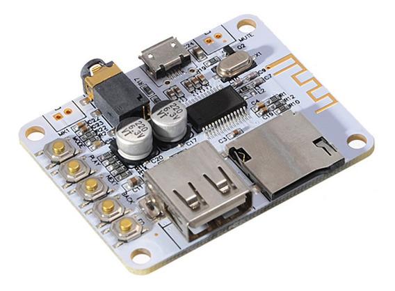 Leory Mp3 Bluetooth Receptor De Áudio Digital Amplificador