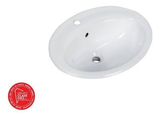 Bacha De Porcelana Sobremesada 1 Aguj 56x48,5x21 Piazza S105