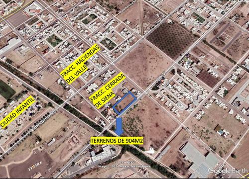 Imagen 1 de 2 de Terrenos En Venta En Fracc. Cerrada De Siena