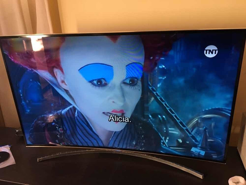 Tv Samsung Curvo Gama Alta 8000 Smartv 3d