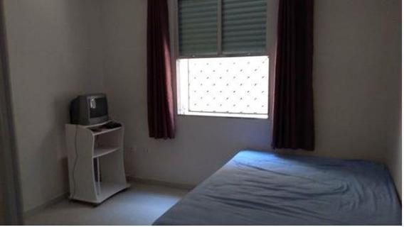 Kitnet Com 1 Dormitório À Venda, 31 M² Por R$ 128.000,00 - Boa Vista - São Vicente/sp - Kn0460