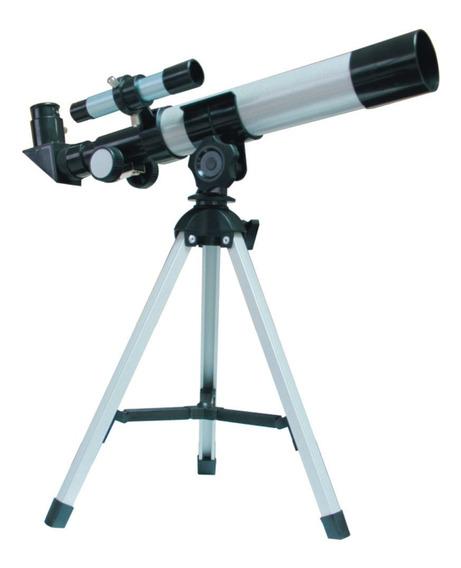 Mini Telescopio Refractor 400 Mm 66x - Rex