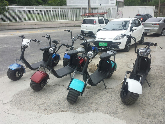 Scooter Elétrica 1500 / 2000 / 3000 W