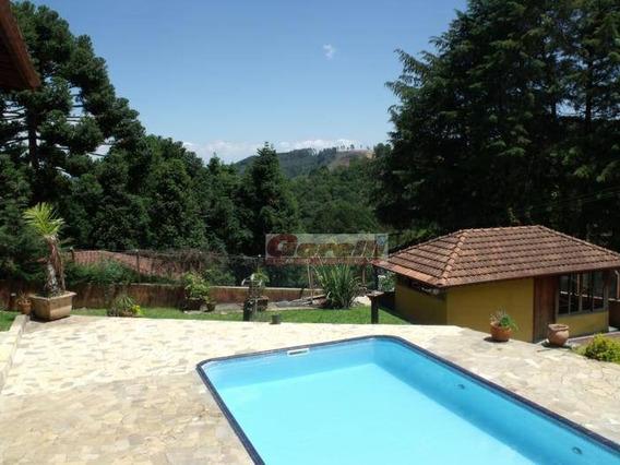 Chalé Residencial À Venda, Centro, Camanducaia - Ca0668. - Ca0668