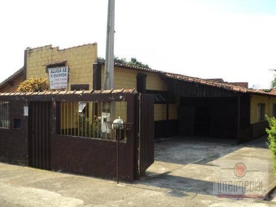 Galpão Comercial À Venda, Vila Santo Antonio, Iperó. - Ga0057