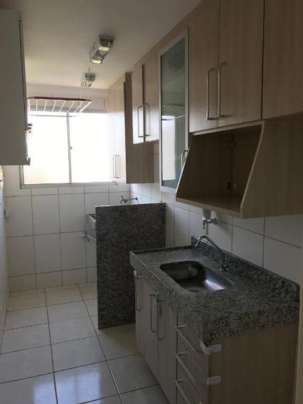 Apartamento Em Jardim Nova Yorque, Araçatuba/sp De 54m² 2 Quartos À Venda Por R$ 155.000,00 - Ap274581