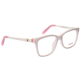 8aaa5eb23 Oculos De Grau Chanel Vinho E Branco - Óculos no Mercado Livre Brasil