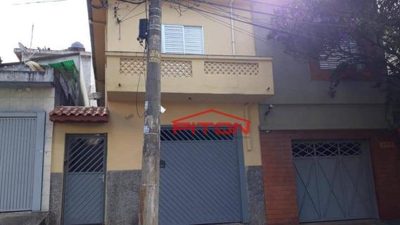 Sobrado Com 1 Dormitório À Venda, 175 M² Por R$ 530.000,00 - Penha De França - São Paulo/sp - So2355