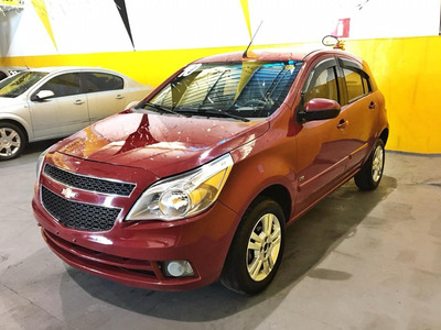 Gm Chevrolet Agile Ltz 1.4