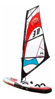 Sup - Windsurf Inflable Champion Aqua Marina 10 Piés
