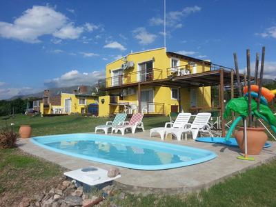Cabañas Frente Al Lago Capacidad Hasta 4 Personas C/u