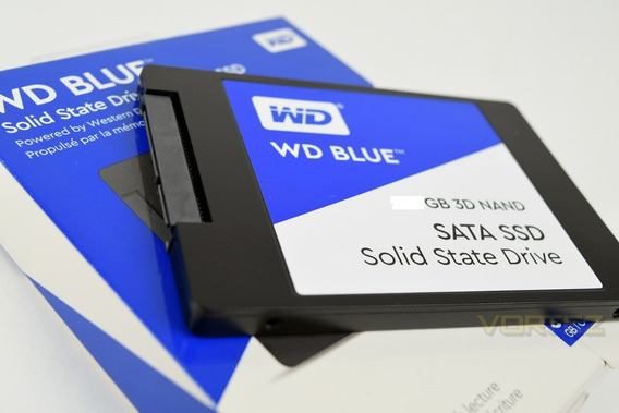 Ssd Wd Blue 500gb Sata 2.5