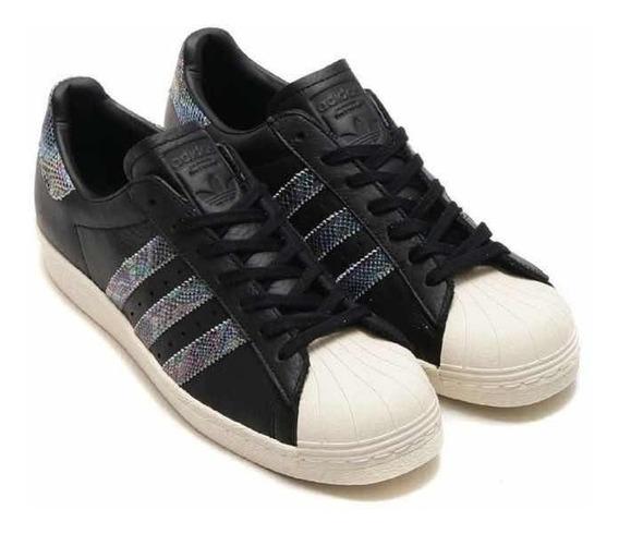 Superstar 80s adidas Originals Bz0147 Nuevos Originales