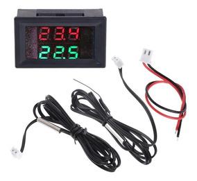 Termômetro Digital Duplo