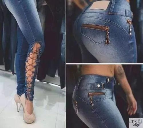 Calca Jeans W3 2000 Miles