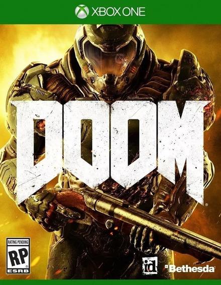 Doom | Xbox One M. Fisica